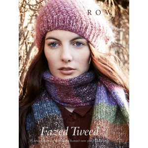 Rowan Pattern Books - Fazed Tweed