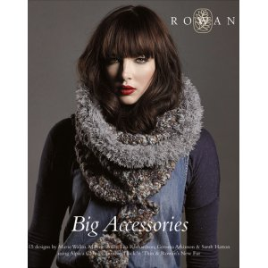 Rowan Pattern Books - Big Accessories
