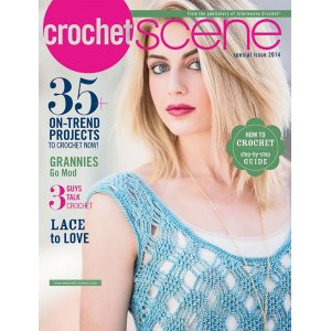 Interweave Crochet Magazine - Crochetscene - Special Issue 2014