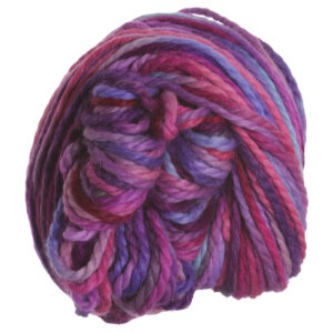 Misti Alpaca Hand Paint Chunky Yarn - 63 Peppermint Berry