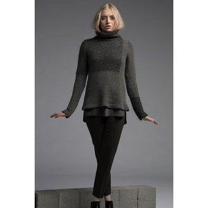 Shibui Knits Shibui Monochrome Patterns - Blur Pattern