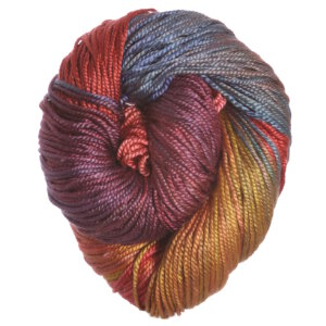 Hand Maiden Sea Three Onesies (100g) Yarn - Rainbow
