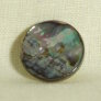 Muench Shell Buttons - Abalone 2-Hole (17mm)