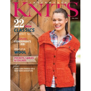 Interweave Knits Magazine - '14 Fall (Discontinued)
