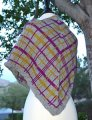Skacel Collection, Inc. Patterns - Plaid is the New Black Wrap