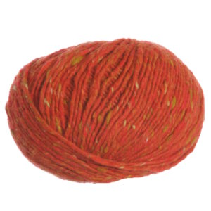 Debbie Bliss Luxury Tweed Aran Yarn - 37 Tangerine