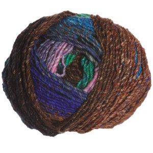 Noro Obi Yarn - 10 Green, Blue, Black, Pink