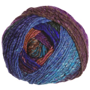 Noro Obi Yarn - 15 Royal, Blues, Red, Purple (Discontinued)