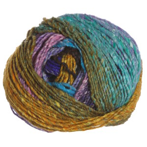 Noro Obi Yarn - 17 Pink, Lilac, Turq, Royal, Green (Discontinued)