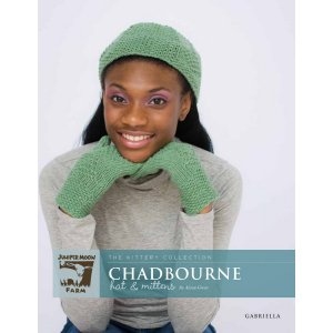 Juniper Moon Farm The Kittery Collection Patterns - Chadbourne Hat & Mittens Pattern