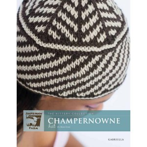 Juniper Moon Farm The Kittery Collection Patterns - Champernowne Hat Pattern