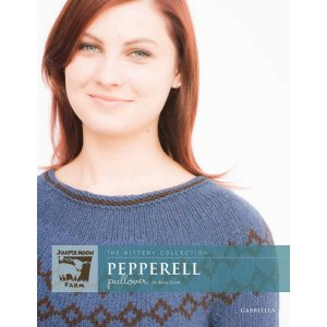 Juniper Moon Farm The Kittery Collection Patterns - Pepperell Pullover Pattern