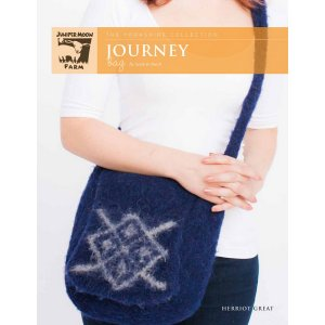 Juniper Moon Farm The Yorkshire Collection Patterns - Journey Bag Pattern