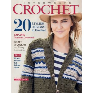 Interweave Crochet Magazine - '14 Fall
