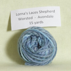 Lorna's Laces Shepherd Worsted Samples Yarn