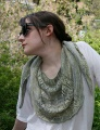 Hand Maiden Casbah Westminster Shawlette Kit