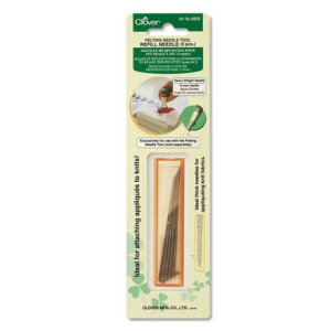 Clover Felting Needle Tool - Felting Needle Refill - Heavy Weight