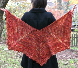 Madelinetosh Tosh Merino St. John's Wood Shawl Kit - Scarf and Shawls