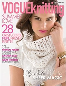 Vogue Knitting International Magazine - '14 Spring/Summer