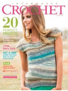 Interweave Crochet Magazine - '14 Spring (Discontinued)