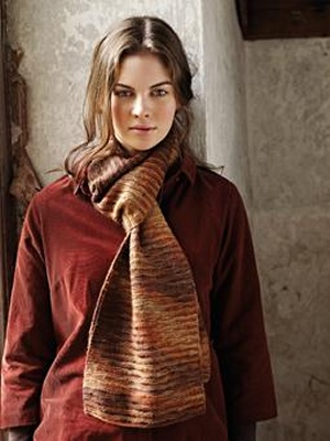 Rowan Fine Art Lark Scarf Kit - Scarf and Shawls