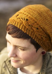 Tin Can Knits Patterns - Caramel Slouch Pattern
