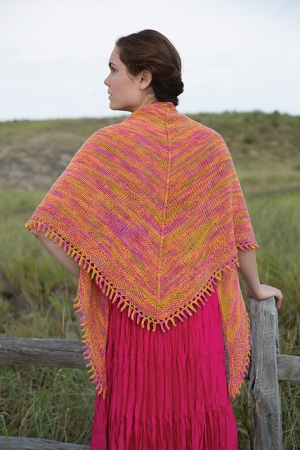 Classic Elite Seedling Sandy Point Shawl Kit - Scarf and Shawls