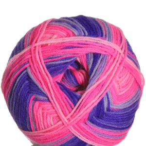 Schachenmayr Regia Fluormania Color Yarn - 7185 Neon Berry