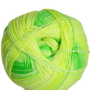 Schachenmayr Regia Fluormania Color Yarn - 7186 Neon Leaf