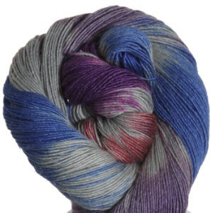 Araucania Nuble Yarn - 020 Ink Blots