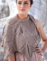 Berroco Ultra Alpaca Light Sturgeon Shawlette Kit
