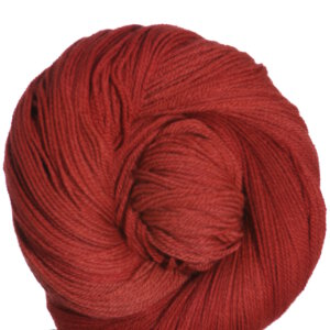 Swans Island Natural Colors Fingering Onesies Yarn - Dark Coral