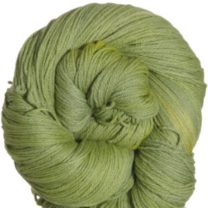 Swans Island Natural Colors Fingering Onesies Yarn - Spring Green