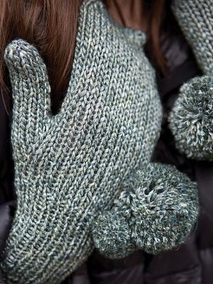 Berroco Elements Hesperia Mittens Kit - Hats and Gloves
