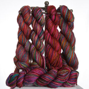 Madelinetosh Tosh Merino Light Onesies Yarn - 2nd Exclusive - Technicolor Dreamcoat