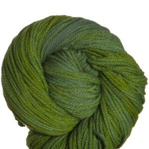 Swans Island Natural Colors Worsted Onesies Yarn - Grass Green