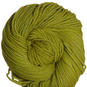 Swans Island Natural Colors Worsted Onesies Yarn - Chartreuse