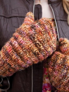Berroco Boboli Nutt Mittens Kit - Hats and Gloves