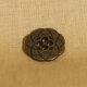 Muench Metal Buttons - Atomic Flower (Brass) - Small