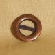 Muench Metal Buttons - Grommet - Copper