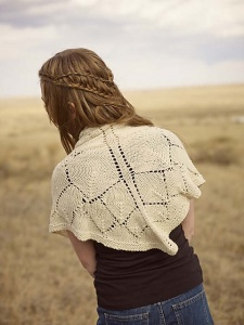Classic Elite MountainTop Vista Corvus Shawl Kit - Scarf and Shawls