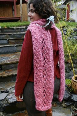 French Girl Knit and Crochet Patterns - Nathalie Pattern