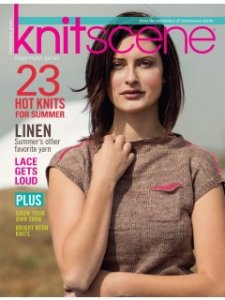 Knitscene Magazine - '14 Summer