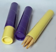 Nancy's Knit Knacks DP Needle Tubes - SuperDuPer DP Needle Tubes