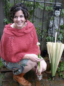 French Girl Knit and Crochet Patterns - Yvette Pattern