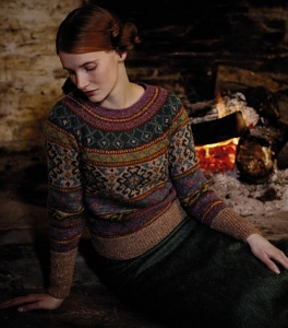 Rowan Felted Tweed Anatolia Pullover Kit - Women's Pullovers