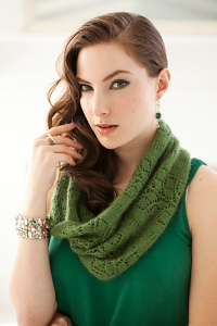 Lotus Yarns Mimi Sideways Cowl Kit - Scarf and Shawls