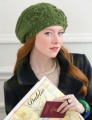 Universal Deluxe Worsted St. Patrick's Day Beret Kit