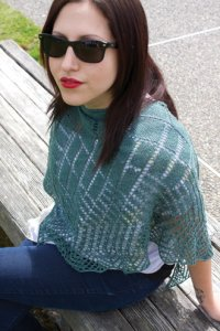 Tin Can Knits Patterns - Branching Out Pattern