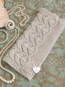 Universal Deluxe Worsted Lovely Lacy Clutch Kit